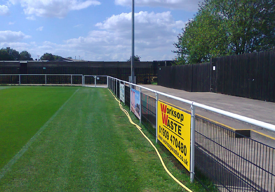 grants on pitch barriers