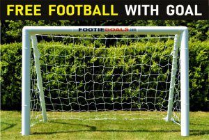kids football goals