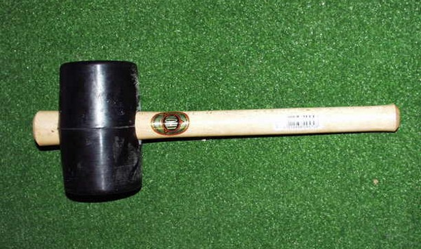 Rubber Mallet - Large