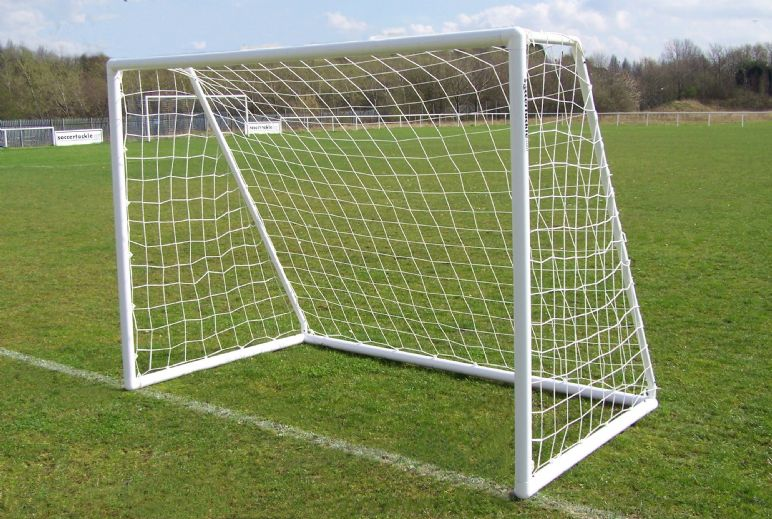 ITSA Goal post - uPVC - Pitch - Pair of goals - 8 x 6