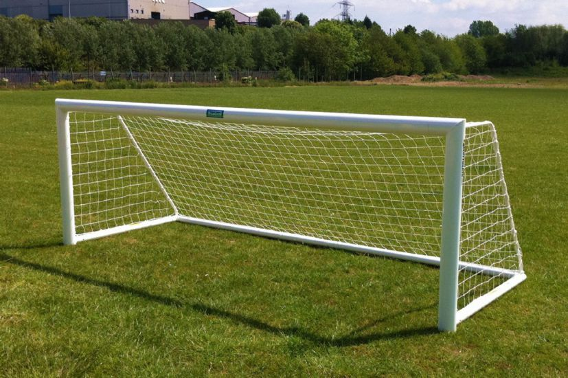 Five a side Movable Goal with Swivel Wheels - 360 Degrees