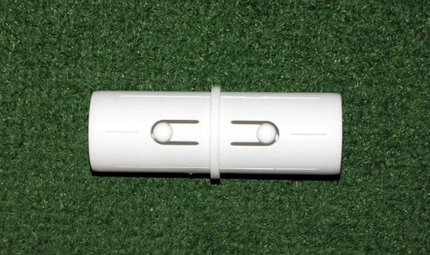 Goal Net Stanchion tube straight connector