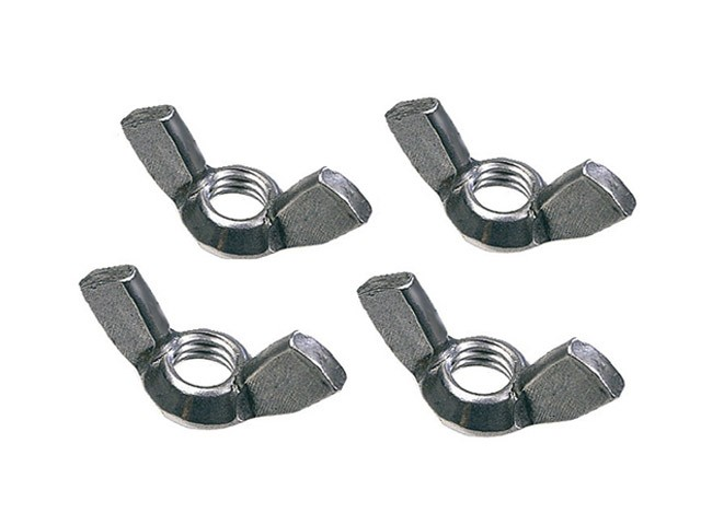 Goal post wheel Wing Nuts - set of 4